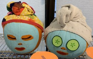 Spa Pumpkins Image