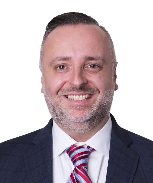 Marco Ucciferri, DPM